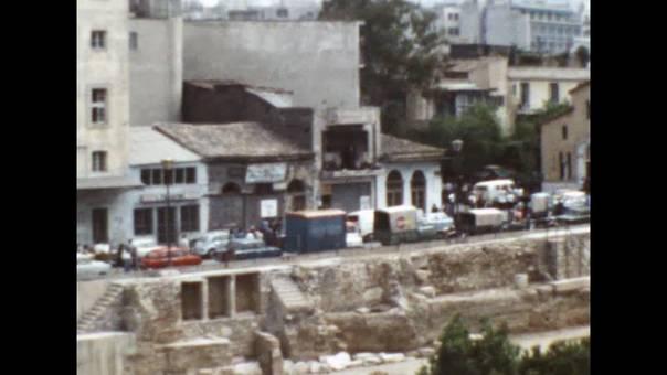 Akropolis und Athen