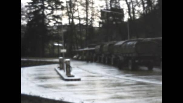 Bundeswehr-Transport