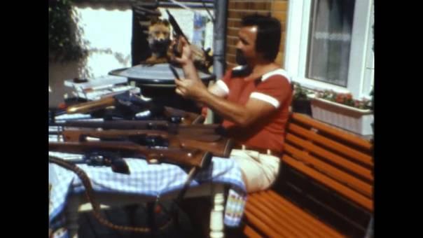 Jagdwaffen und Schießstand