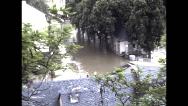 Hochwasser in Cochem