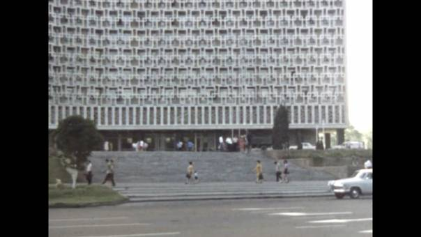 In Usbekistan