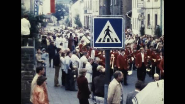 Umzug in Bad Hönningen