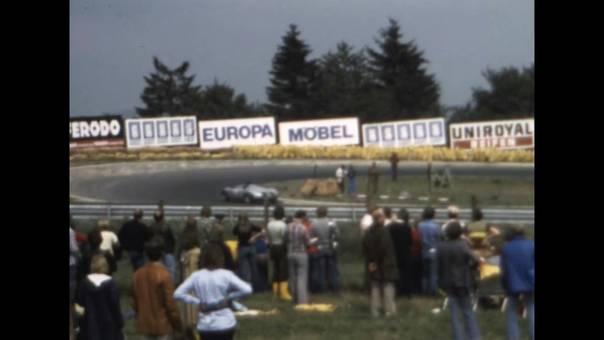 Autorennen am Nürburgring
