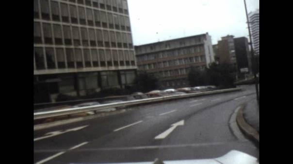 Autofahrt nach Ludwigshafen