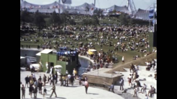 Olympiagelände 1972
