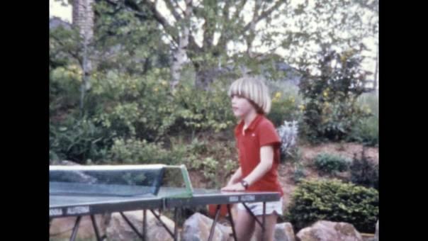 Tischtennis mit Rundlauf