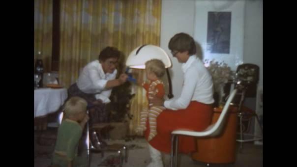 Kindheit im Wohnzimmer