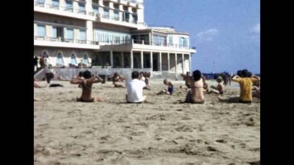 Strandgymanstik