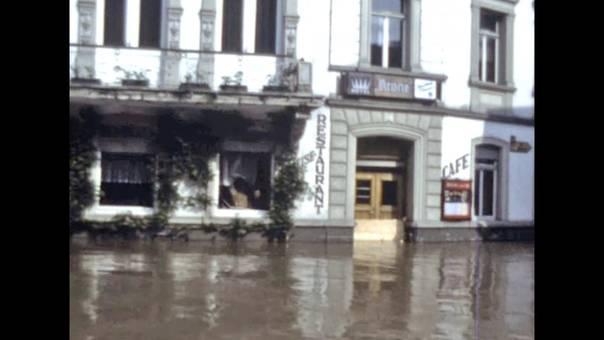Hochwasser in Winningen