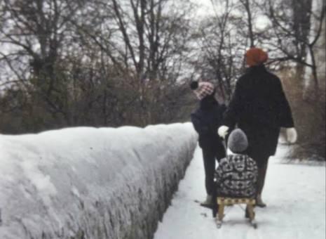 Winter in Speyer
