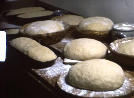 Brotbäckerin