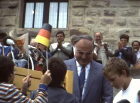 Kohl beim CDU-Fest