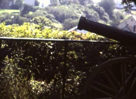 Kanonenschüsse
