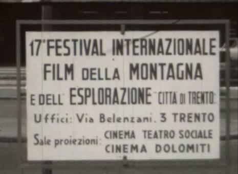 Filmfestival Montagna
