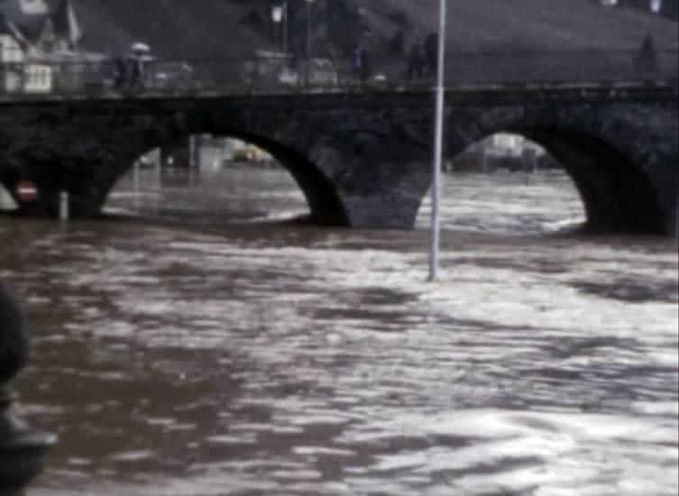 Moselhochwasser