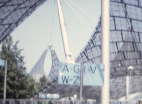 Olympiastadion und Olympiaturm