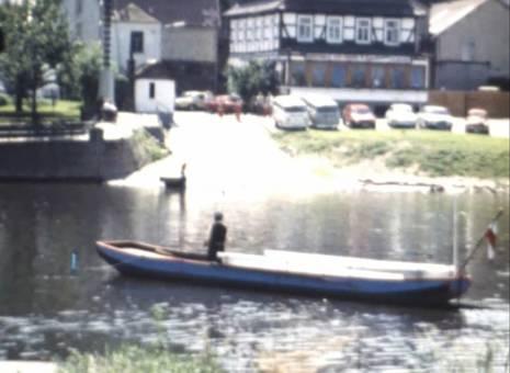 Sommertag an der Weser