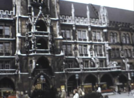 Tour durch München