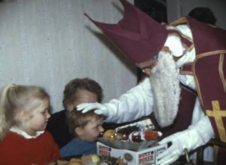 Geschenke vom Nikolaus