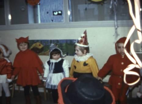Karneval im Kindergarten
