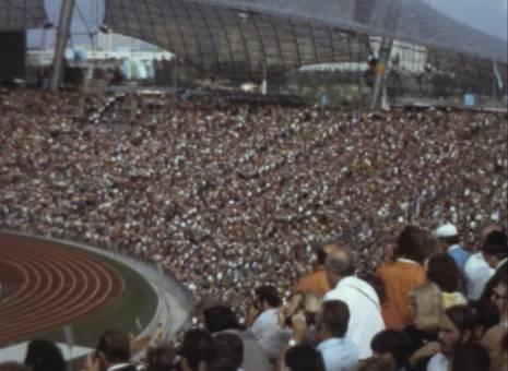 Olympia in München