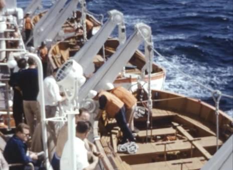Seenotrettungsübung