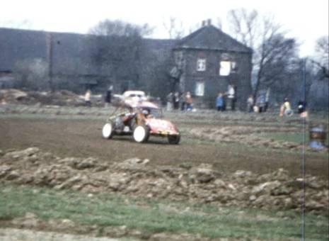 Auto-Cross-Rennen